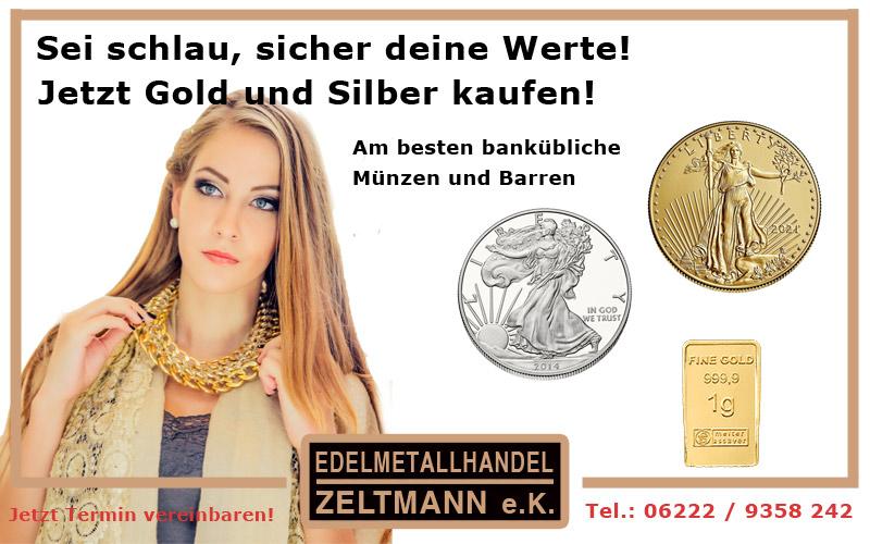 Anlage Gold kaufen