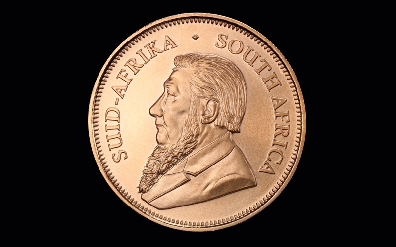 Krugerrand verkaufen